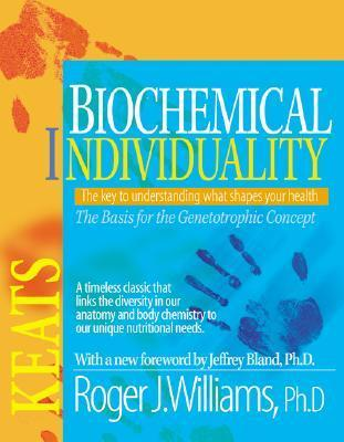 "book cover - ""Biochemical Individuality"""